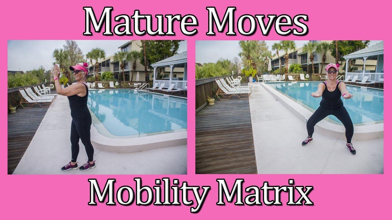 Mature Adult Matrix