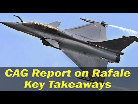 CAG report on Rafale deal: Key takeaways Mp3