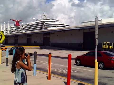 PortMiami: Parking At The Cruise Port
