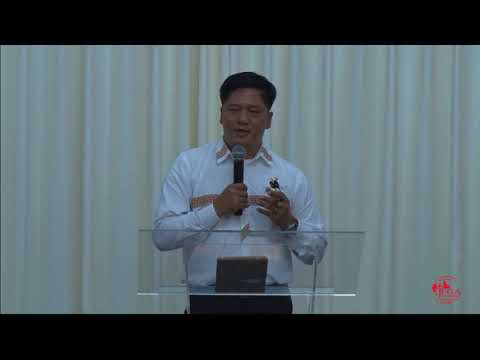 Special Speech from Minister of Social Affairs (Chin State)