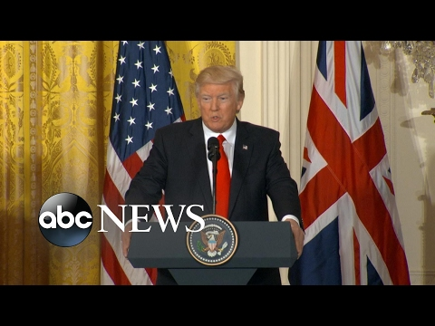 Trump on Lifting Sanctions Against Russia