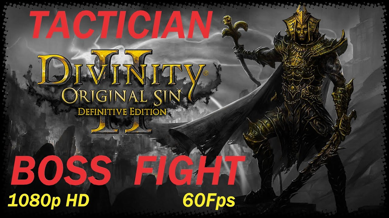Divinity: Original Sin 2 Definitive Edition - Dorotya, the Decadent One -  Tactician Difficulty