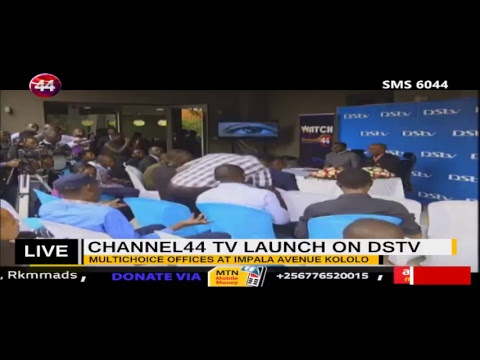 Launching Channel 44Tv LIVE onDstv CH 297