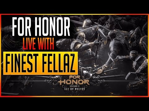 For Honor!! Rep Grinding!!!  🚨🚨LIVE 🚨🚨