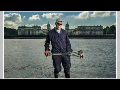 Matthew Joseph interviewed on ITV News for River People Exhibition