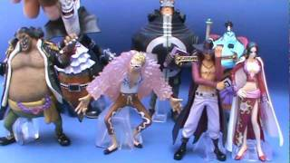 Revision, Review 238: One Piece Bandai Seven Warlords of the Sea Shichibukai
