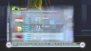 Colecionando Fifas #1 - Unboxing e Gameplay Fifa 06 Road To Fifa World Cup