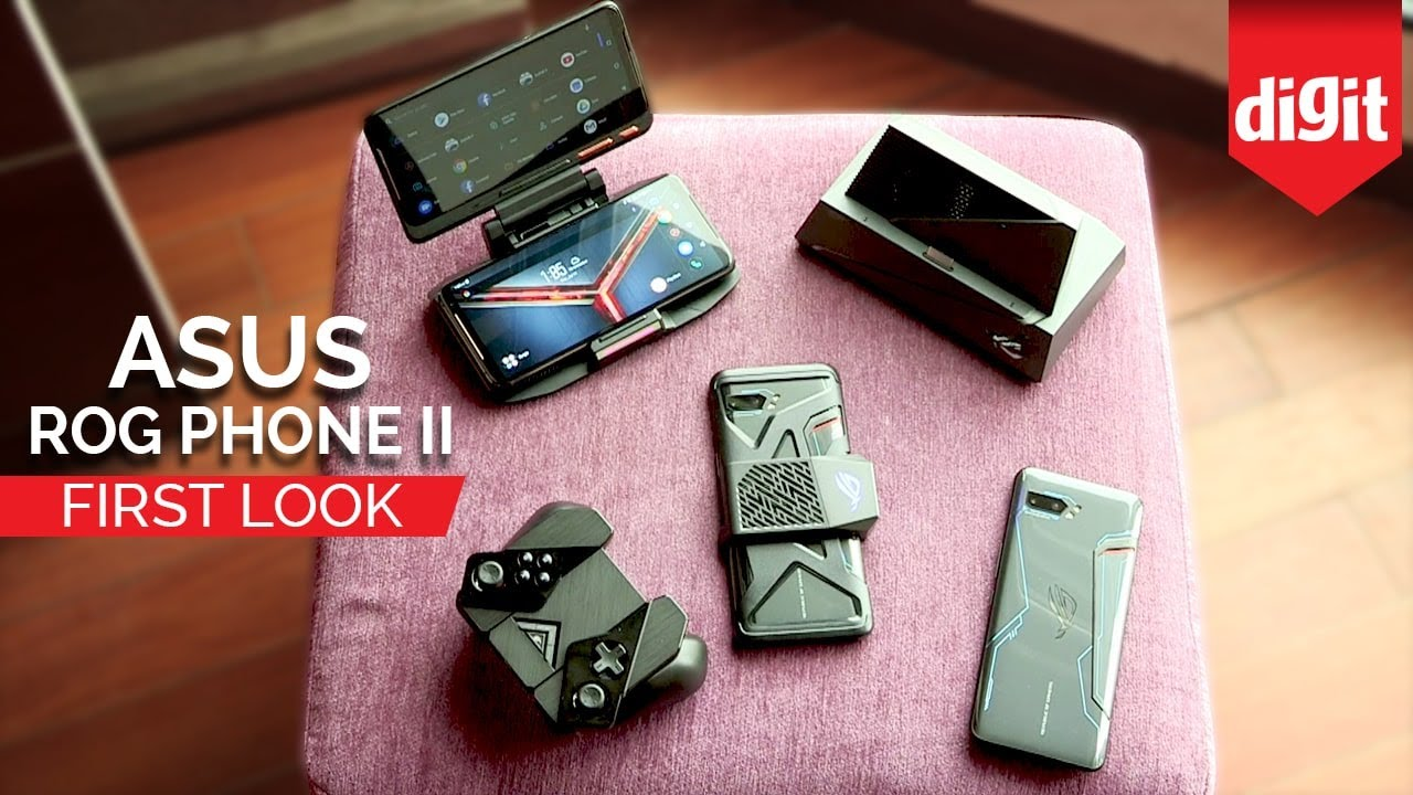 Tech & Science: Asus' ROG Phone II is the most spec-heavy