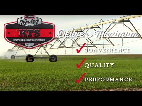 KTS® Liquid Fertilizer from TKI Crop Vitality (Corn, Soybeans, Cotton, Wheat)