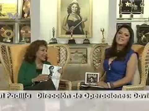 Entrevista con María Victoria en Galería VIP