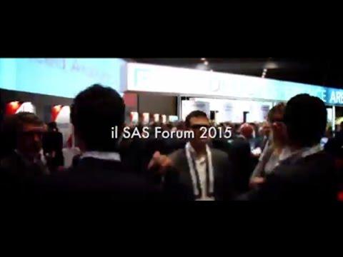 Un aggettivo per descrivere il SAS Forum Milan 2015