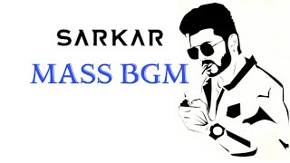 Sarkar Mass Full Background Music Ringtone | Thalapathy Vijay |A. R. Rahman | Included Download Link
