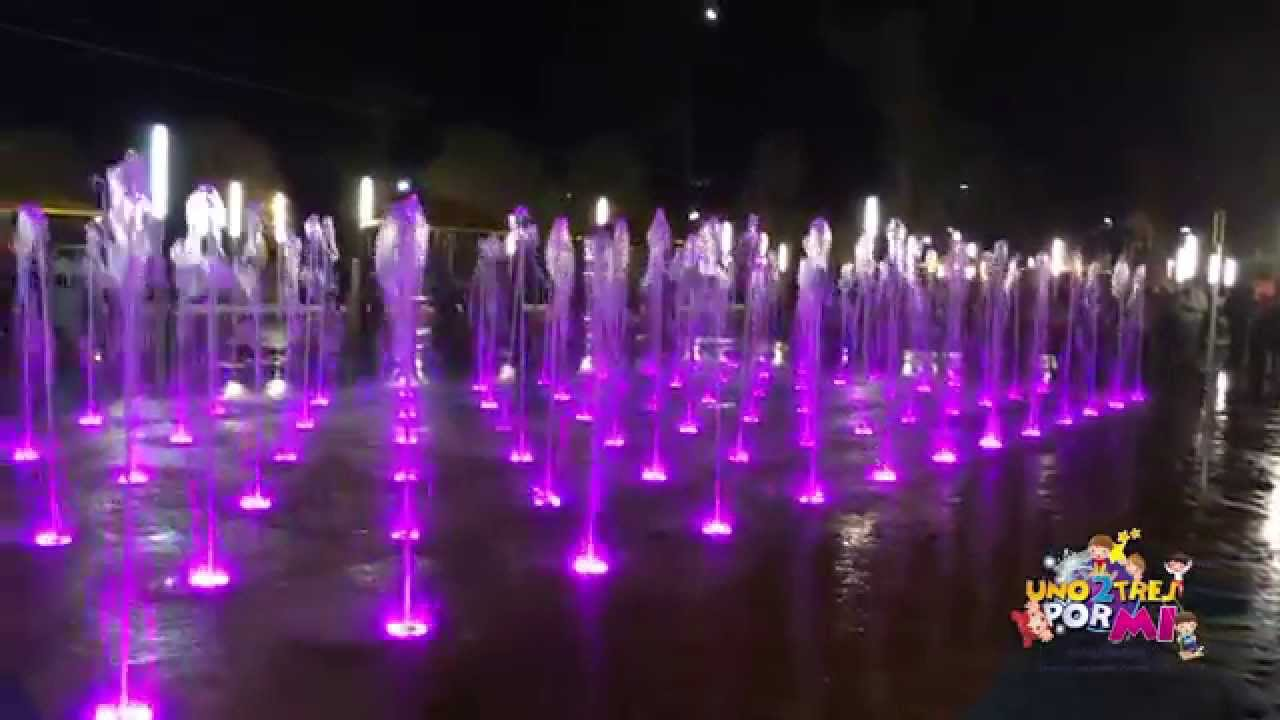 Parque las fuentes cd neza for Cd jardin nezahualcoyotl
