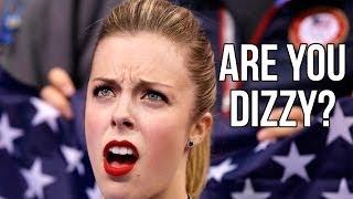Do Figure Skaters Get Dizzy?