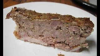 Country Pate | EASY TO LEARN | QUICK RECIPES