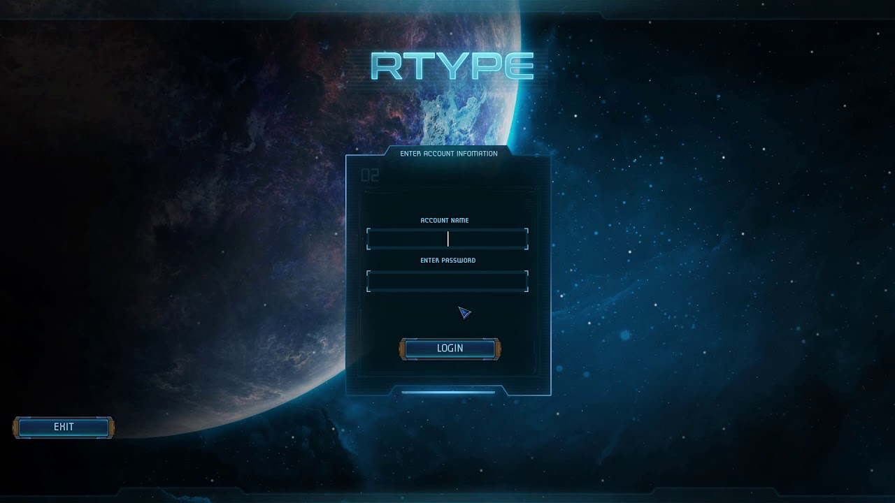 R-Type 2D shoot'em up (C++17)
