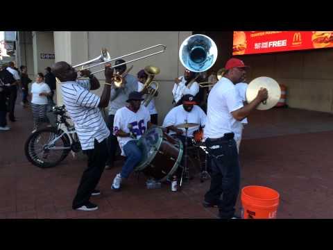 Street Jazz in DC