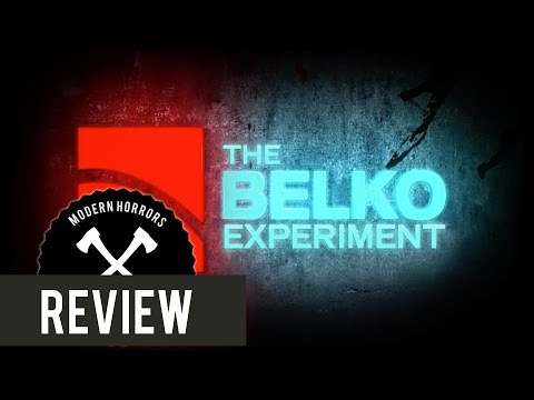The Belko Experiment (2017) Horror Movie Review