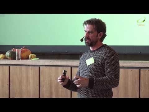 """Olaf Schnelle // Gärtnern für Gastronomen // Symposium """"Aufbauende Landwirtschaft"""" 2017"""
