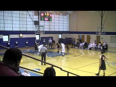Ryan Rodrigues #21 Gametape 2011 Bloomfield College.m4v