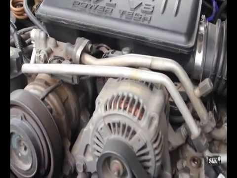 ผ่าเครื่อง Jeep WJ V8 คันที่3