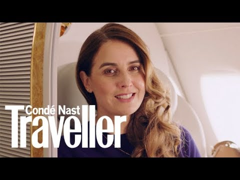 Emirates & Condé Nast Traveller Present The Insider Guide To Travelling First Class
