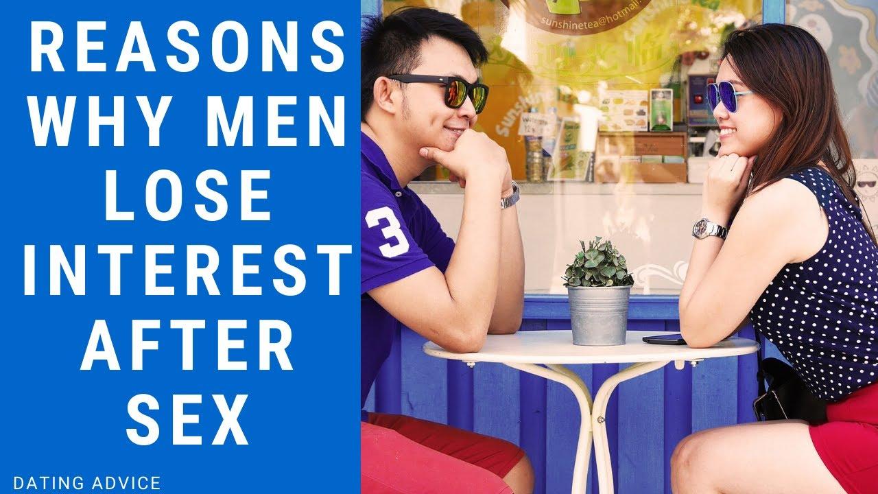 Why Do Men Lose Interest After Sex