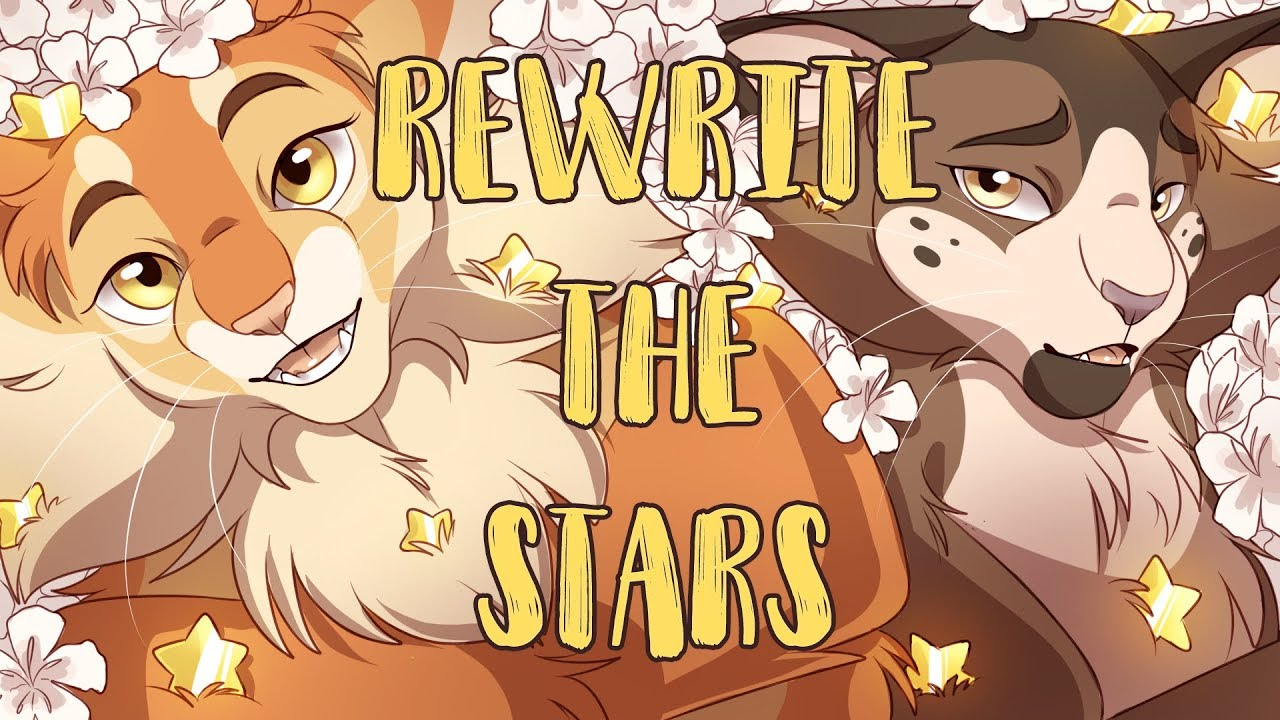 Download Rewrite The Stars || COMPLETE Mothwing & Leafpool PMV MAP