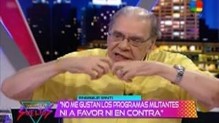 Animales Sueltos - Pinti y el Nuevo Gobierno - 01 parte - 21/12/2015