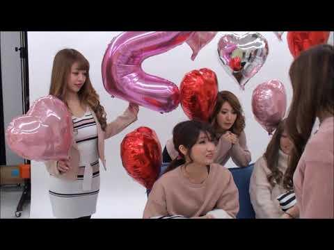 press staffバレンタイン撮影♥