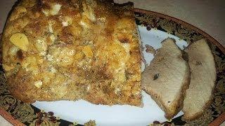 Буженина домашняя в духовке (roast pork)