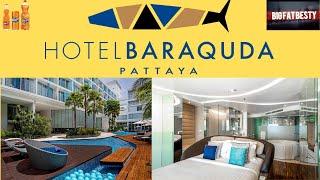 Hotel Baraquda Pattaya - 5 Star Hotel For £65 Including Breakfast For 2!