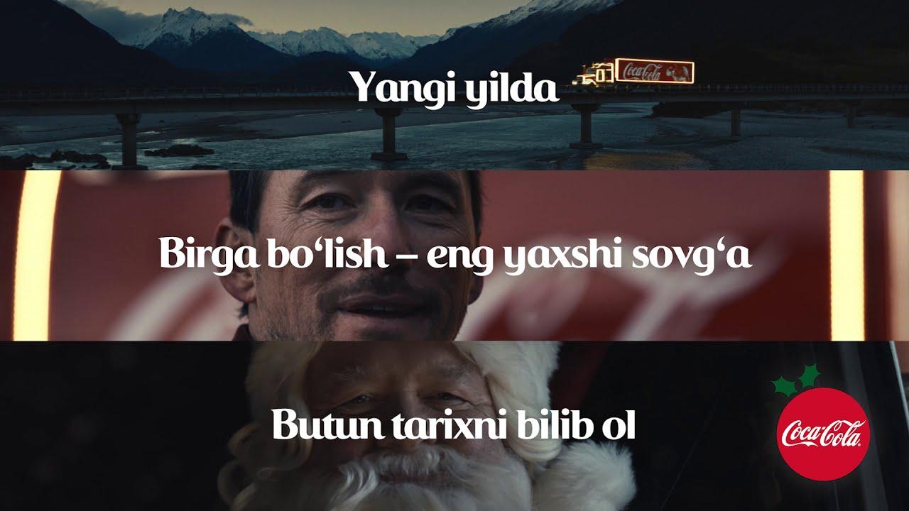 Eng yaxshi sovg'a – birga bo'lish!