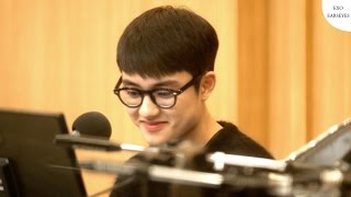 [ENG/THAI] D.O. Promised to Sing 'Love Yourself' ft. Chanyeol