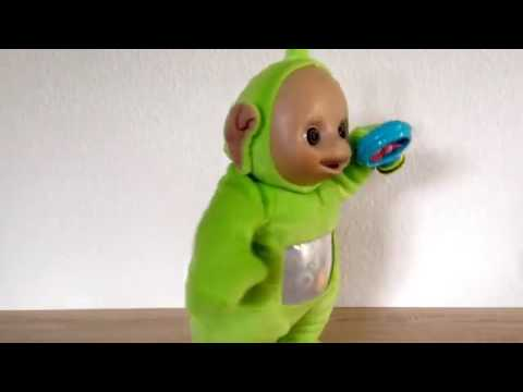 Lala Tutie! Teletubbies talking Dipsy Kids Toys - YouTube 804f0738018e