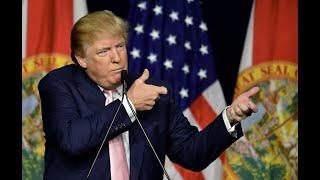 Donald Trump vs Fake News Media Shooting FULL