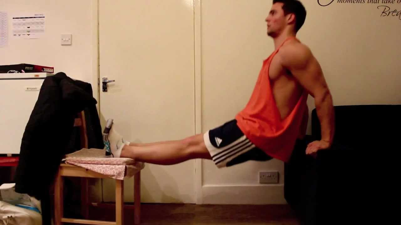 Chest and tricep workout at home no weights eoua