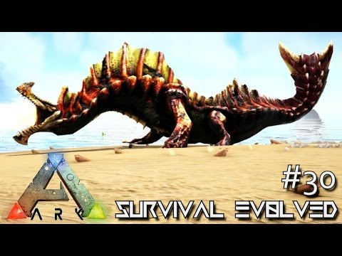 ARK: SURVIVAL EVOLVED - NEW MONSTER & ALPHA WYVERN TAME !!! E30 (MODDED ARK EXTINCTION CORE)