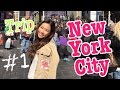 【旅行Vlog】New York Trip #1 の動画、YouTube動画。