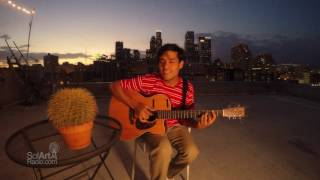 SolArt Radio presents El David Aguilar L A  live session B