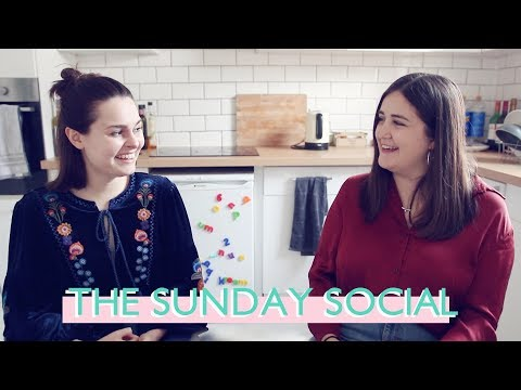 THE SUNDAY SOCIAL | Lauren Aquilina, Songwriter | Lucy Moon