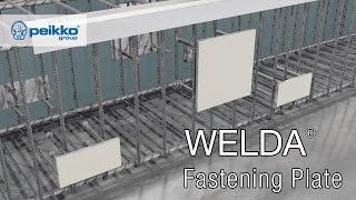 WELDA® Anchor Plate