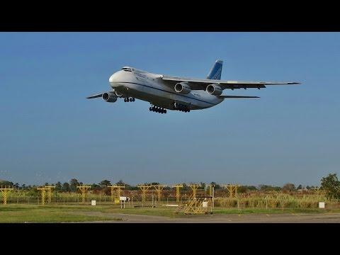 Hangar Spotting XVI: Rarebirds at Piarco