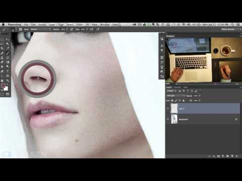 How to Add Skin Texture to a Photo in Photoshop