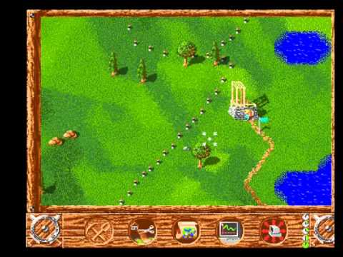 The Settlers Mission 1 (Amiga)