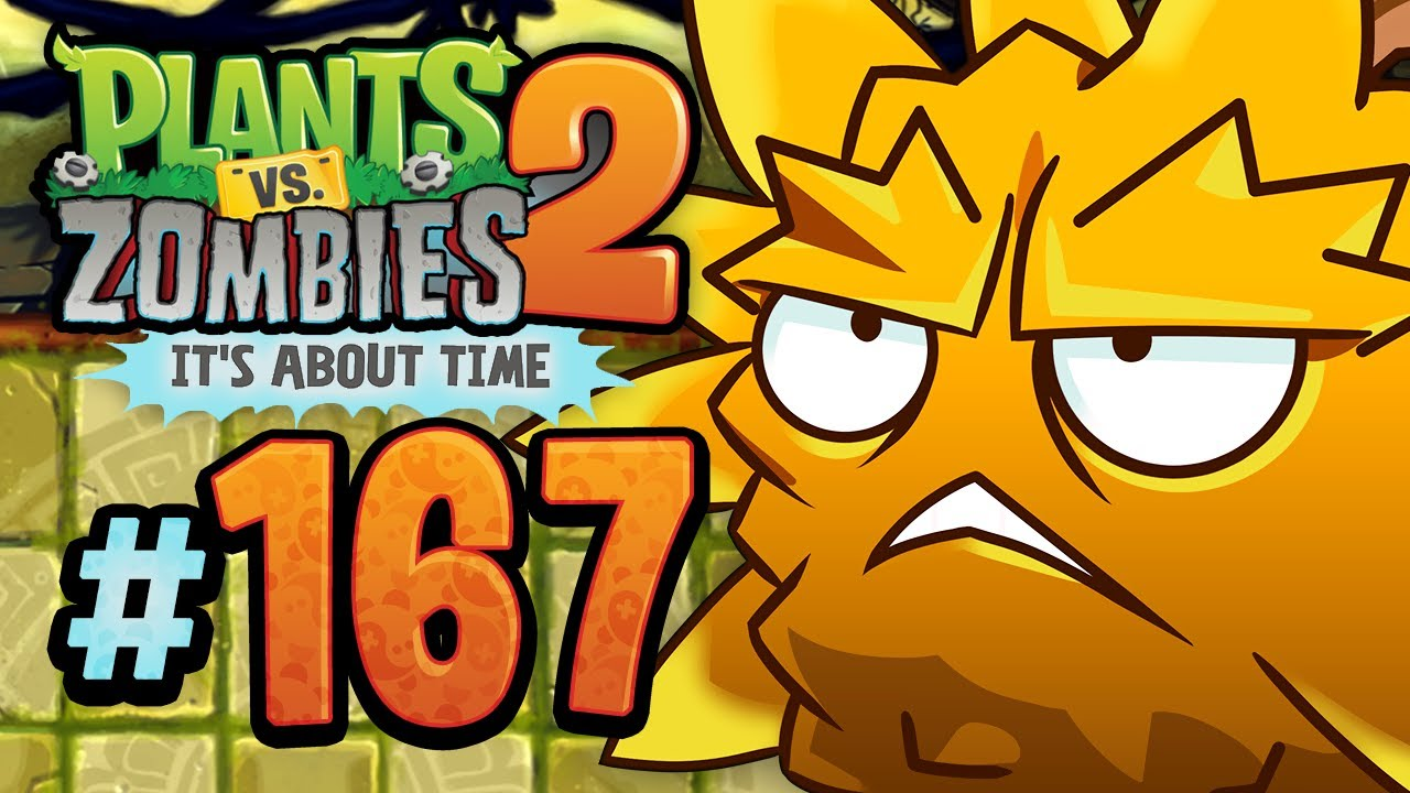 Plants vs. Zombies 2: It's About Time | Endurian - Lost City - 167 ...