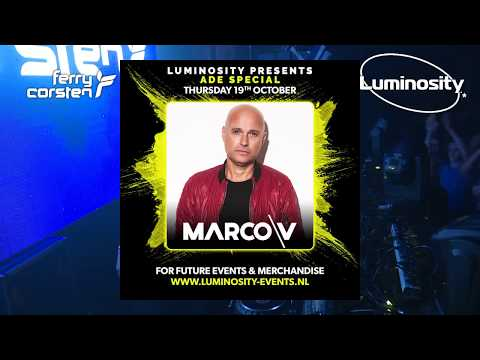 Marco V @ Luminosity ADE Special 2017
