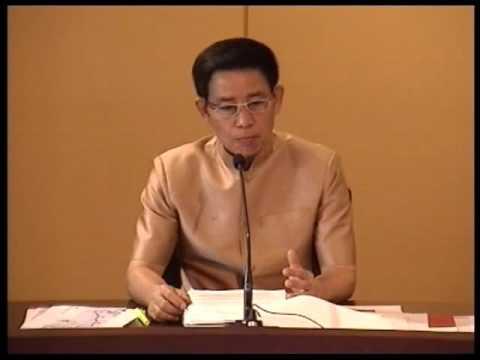 แถลงผลการประชุมคณะรัฐมนตรี 03 พฤษภาคม 2559