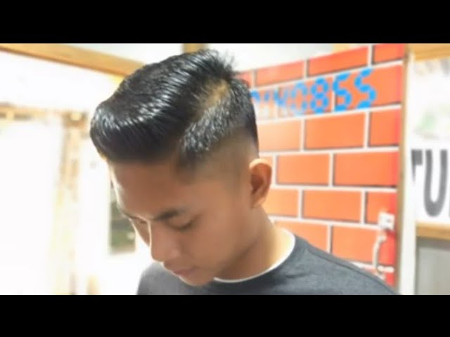Gaya Rambut Undercut Segala Bentuk Wajah Pasti Pas Youtube