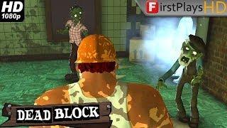 Dead Block - PC Gameplay 1080p